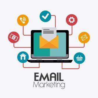 ارسال ایمیلهای تبلیغاتی