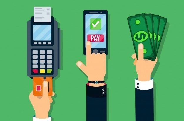 انواع روشهای پرداخت در 365وب